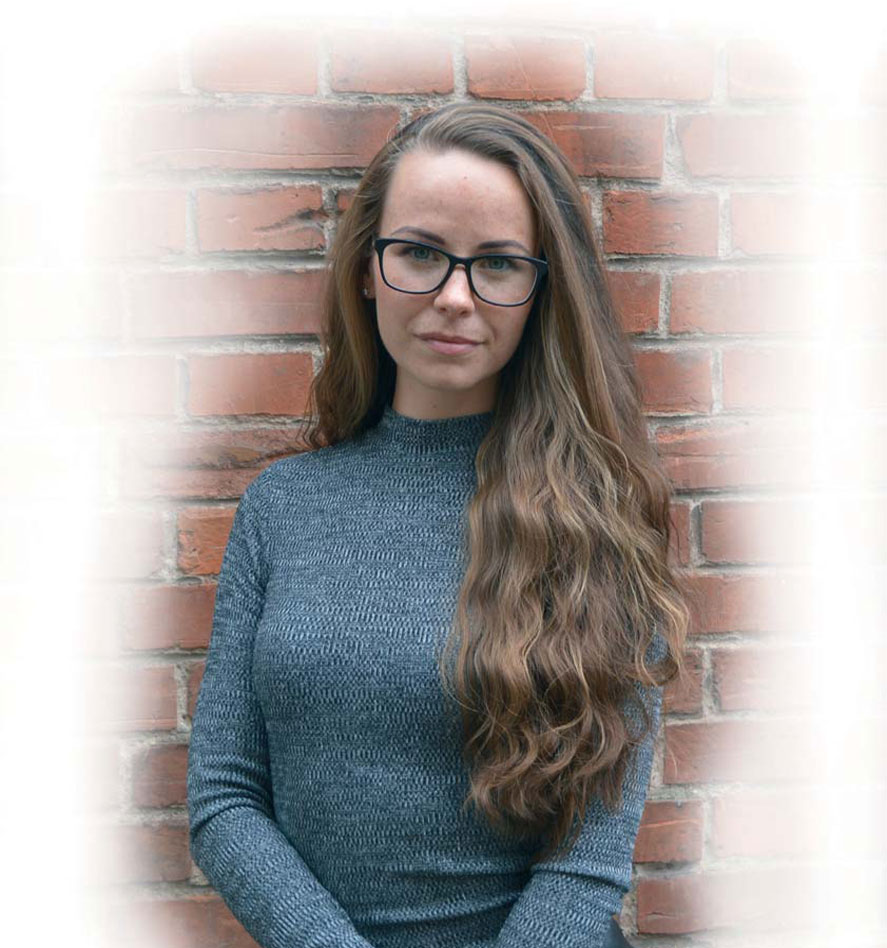 Mitarbeiterin aus Ungarn