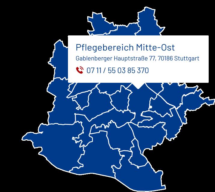 Diakonie in Mitte-Ost