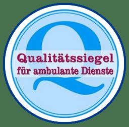 Qualitätssiegel für ambulante Dienste