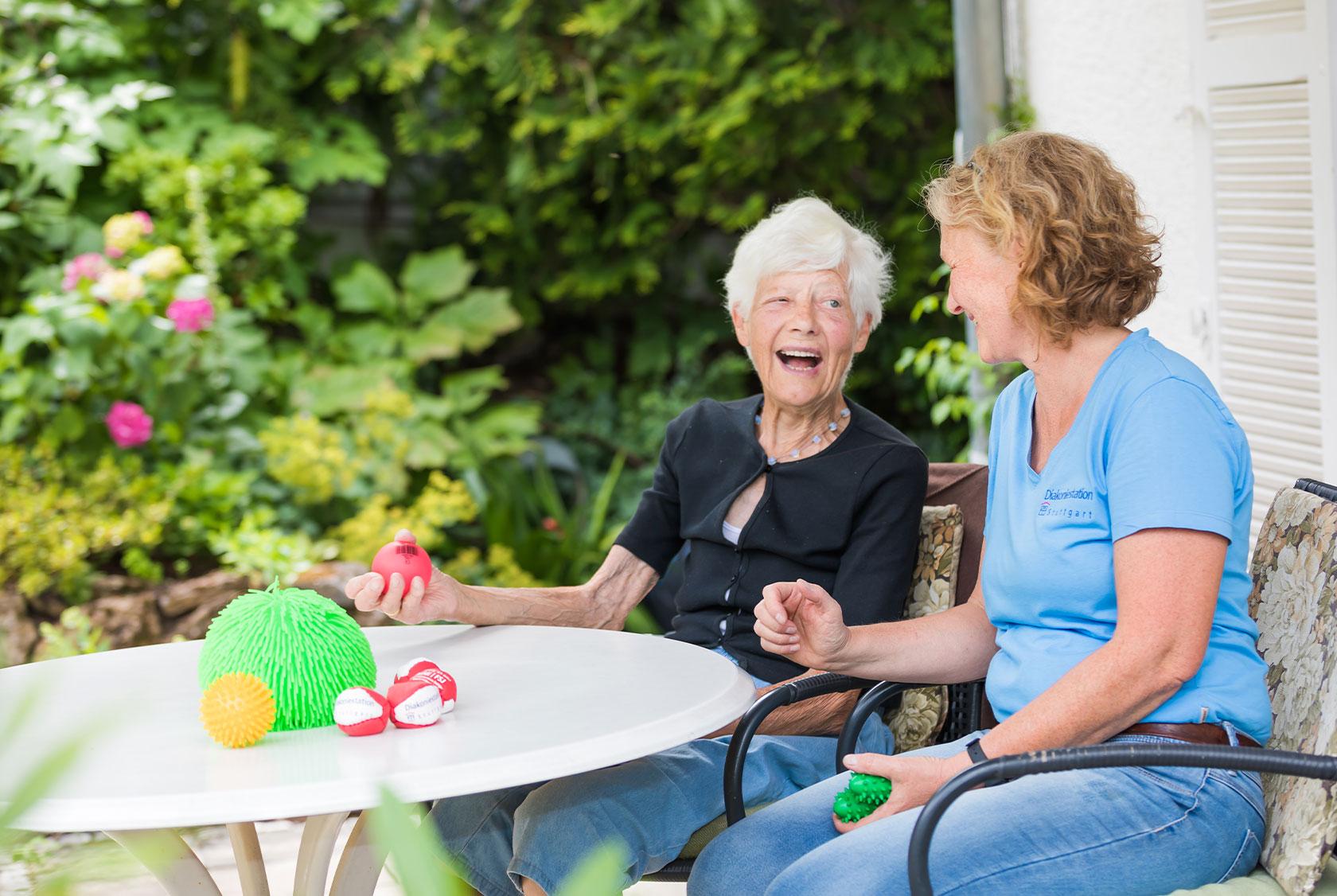 Diakonie Altenpflege